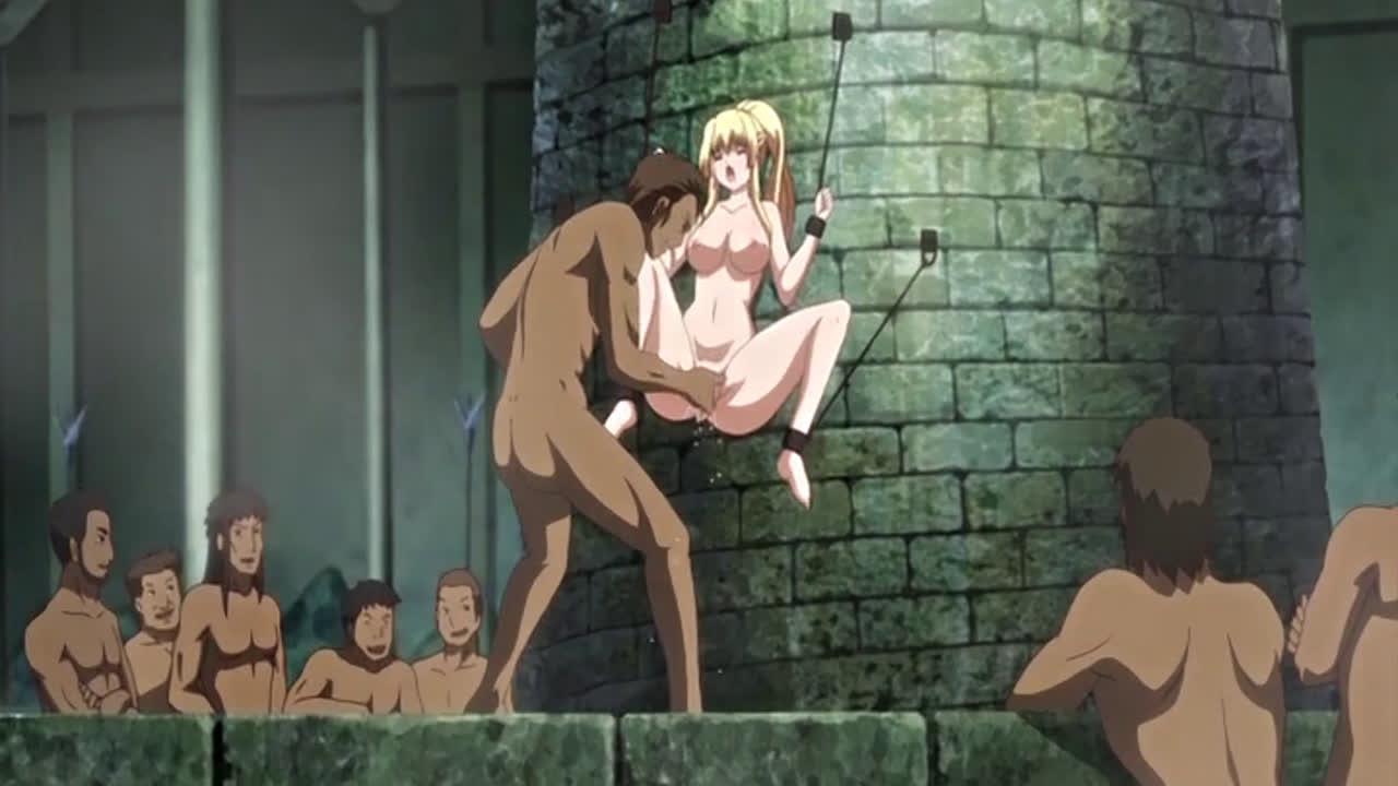 Kuroinu: Kedakaki Seijo wa Hakudaku ni Somaru EP6